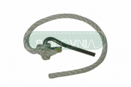 Holt Laser Replacement Pin & Rope For Rudder