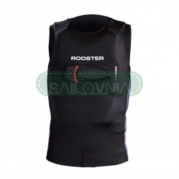 Rooster Pro Compression Bib for harness with safety knife pocket
