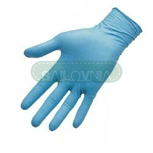 SeaLine DISPOSABLE NITRILE GLOVES L