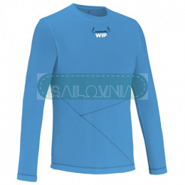 WIP Bluza Quickdry LS blue