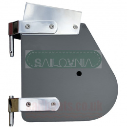 Devoti ILCA Rudder head