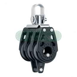 Harken 29mm Triple Block - Swivel, Becket