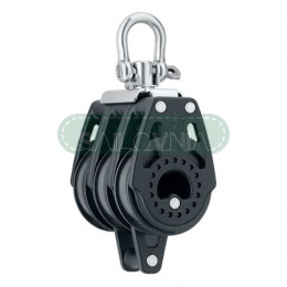 Harken 40mm Triple Block - Swivel, Becket