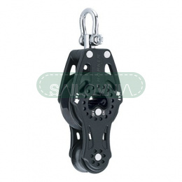 Harken 57mm Fiddle Ratchet Block - Swivel