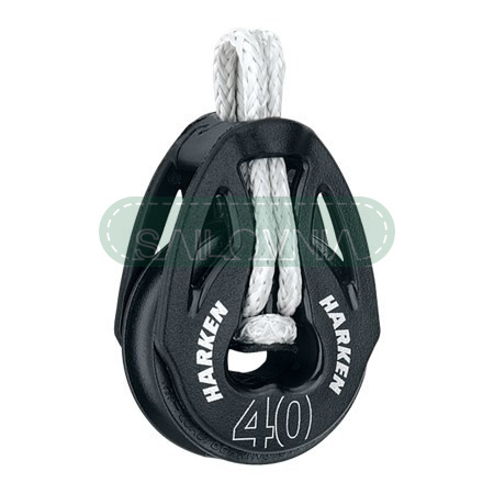 Harken 40mm T2™ Loop Soft-Attach Block