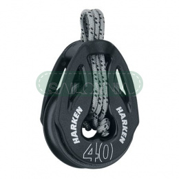 Harken 40mm T2 Soft-Attach Block