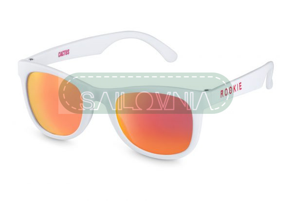 Rookie Cactus Sunglasses kids white