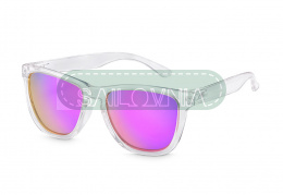Rookie Hero Sunglasses Ocean transparent