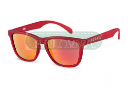Rookie Hero Sunglasses red red lenses