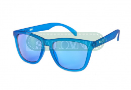 Rookie Hero Sunglasses blue blue lenses